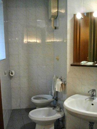 Soana City Rooms : bagno