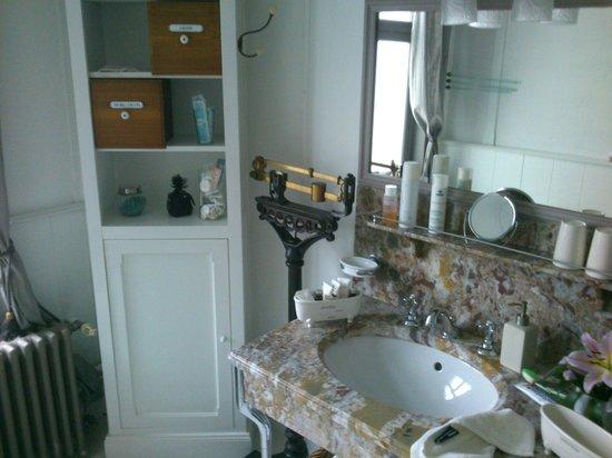 Cote Parc: bathroom