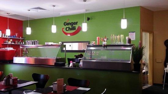 Ginger Chilli-modern asian cuisine