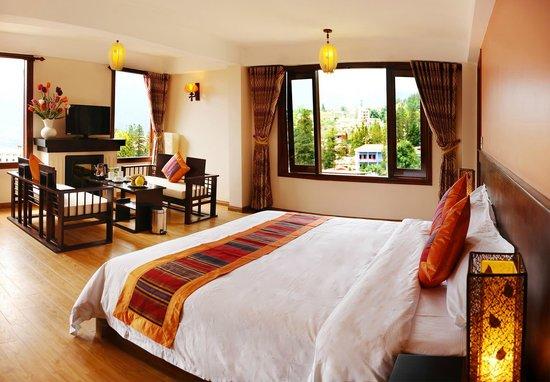 Sapa Elite Hotel: Deluxe room