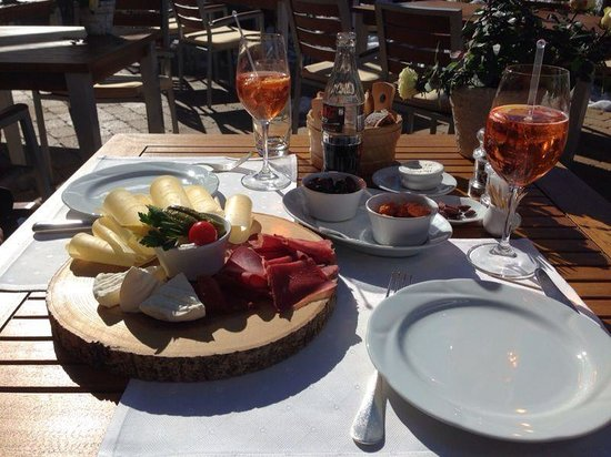 Romantik Hotel Hornberg: Das macht Hunger