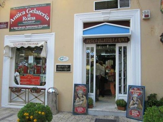 Antica Gelateria di Roma : Go here!