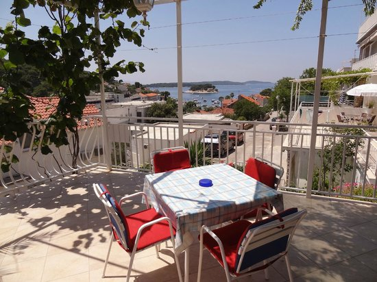 Apartments Balic: Terasse