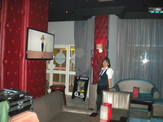 Byzance Hotel: after work