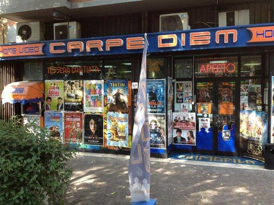 Videoteca Carpe Diem Roma