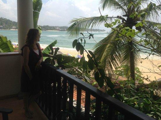 Kingfisher Hotel: nice view