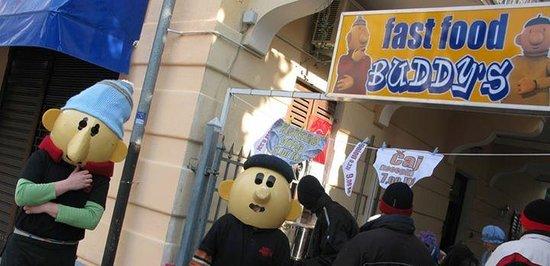 Fast food Buddy's