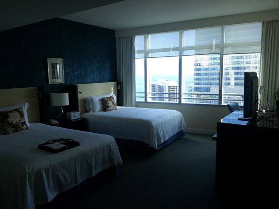 Conrad Miami : This was my room during my stay