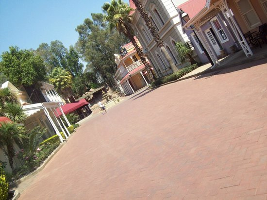 Gold Reef City Theme Park Hotel: Hotel