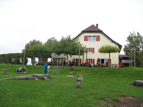 Auberge du Chalet-des-Enfants : Auberge du Chalet des Enfants 2