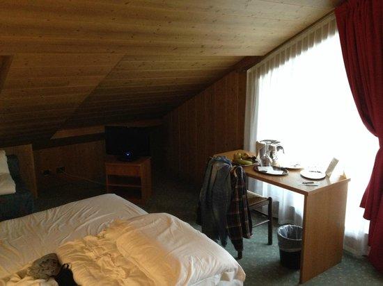 Hotel Residence SantAnton: camera