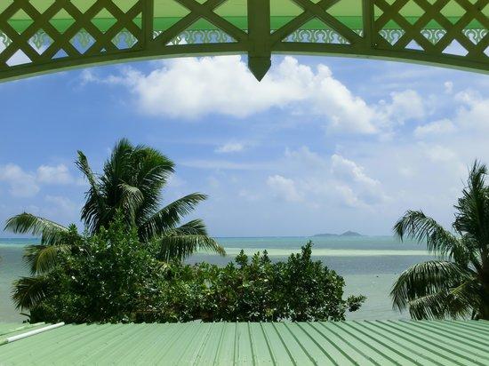 Palm Beach Hotel: Zimmer mit Aussicht