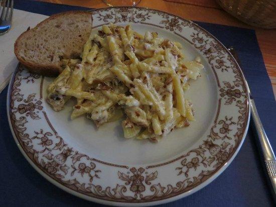 Gasthaus Obermatt: Aelplermagronen