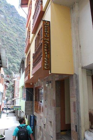 Imperio Machupicchu Hotel: A fachada