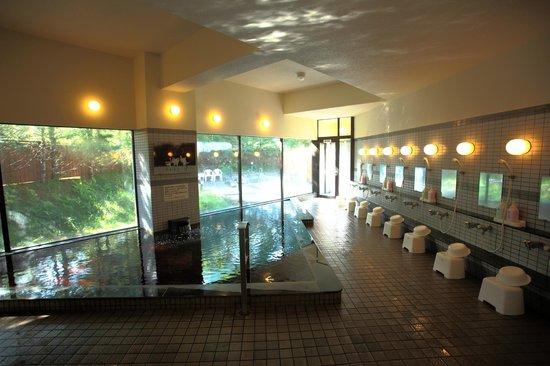 HOTEL TAITO: 温泉大浴場(内風呂)