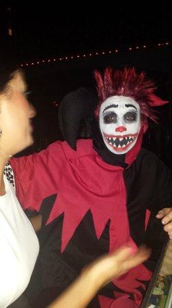 Circo Restaurant: Jester