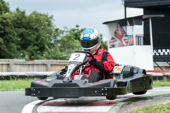 West Thurrock, UK : Lakeside Karting - Pic 3