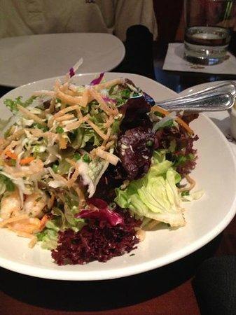 P.F. Chang's : chop salad yummy