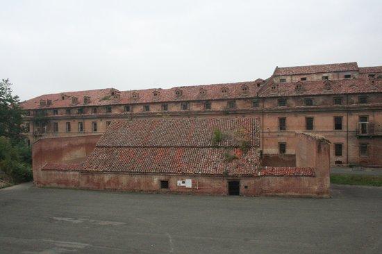 La Cittadella di Alessandria: polveriera