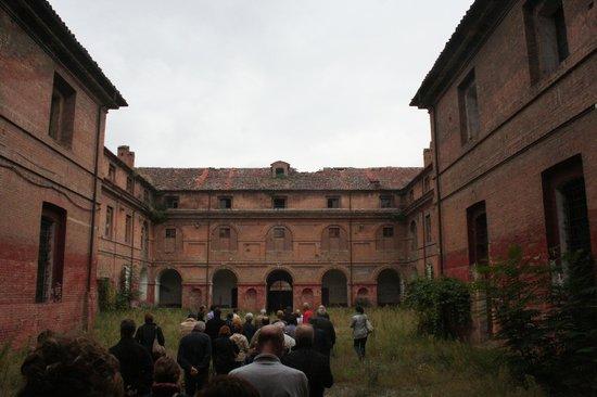 Alessandria, อิตาลี: cortile