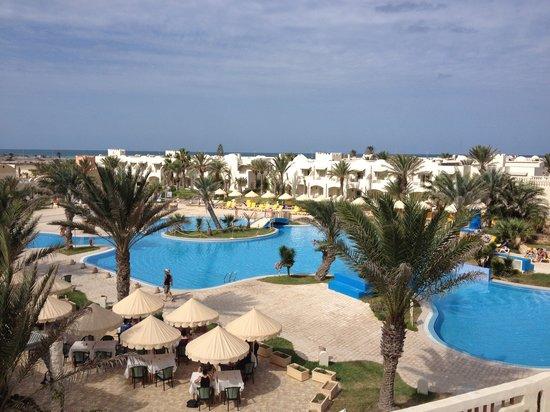 Club Diana Rimel Djerba: piscine 1