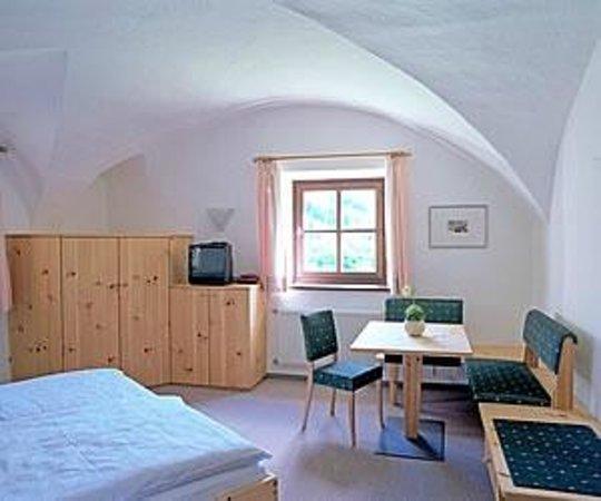 Unterhabsbergerhof: una delle camere