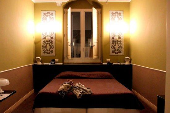 Albergo del Sedile : Camera matrimoniale