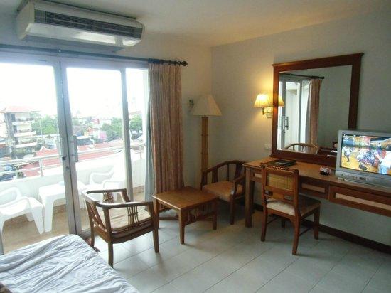 Aonang Smile Hotel: Room 405