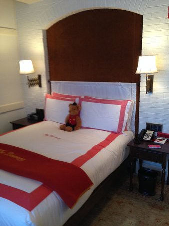The Bowery Hotel: room 403