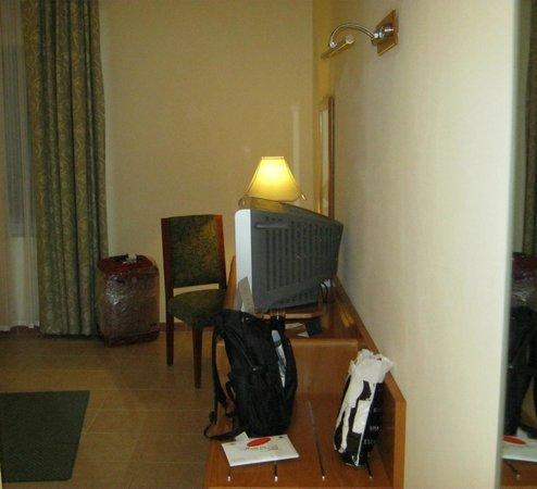 Sharjah Premiere Hotel & Resort: номер
