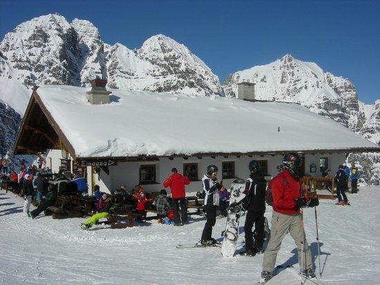Schlick 2000 : restaurant d'altitude