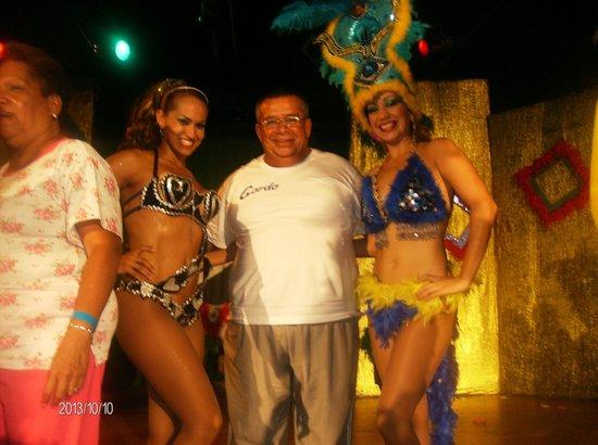 SunSol Isla Caribe: festejando
