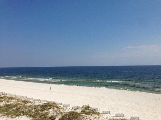 Hampton Inn & Suites Orange Beach : View South