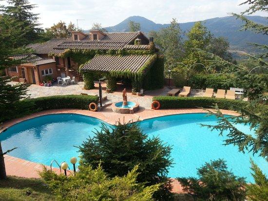 Hotel Prategiano - Maremma Toscana: piscina