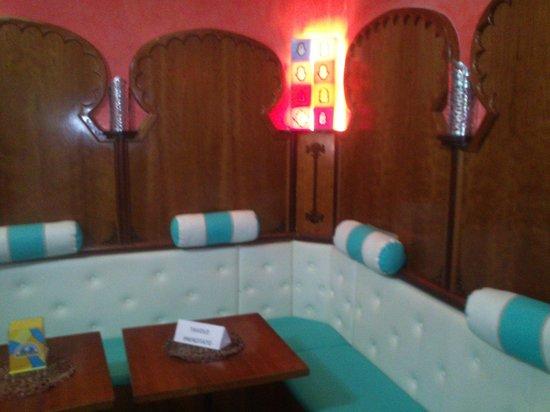 Cafe de Tanger: Il locale