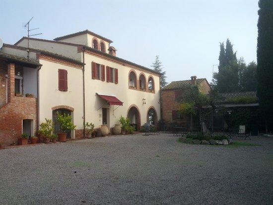 La Bandita Hotel Siena: La Locanda