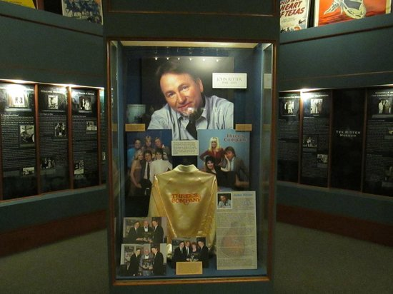 Texas Country Music Hall of Fame & the Tex Ritter Museum: John Ritter
