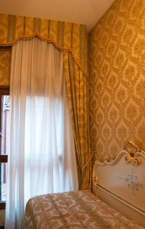 Gorizia a la Valigia: La chambre 58