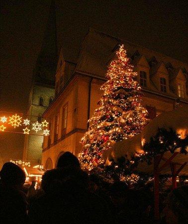 Bielefelder Weihnachtsmarkt.Weihnachtsmarkt Bild Von Bielefeld Nordrhein Westfalen