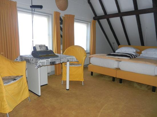 Noordbroek, เนเธอร์แลนด์: Gele kamer