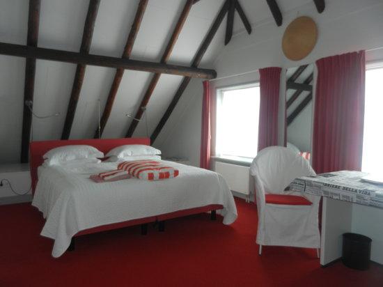Noordbroek, เนเธอร์แลนด์: Rode kamer