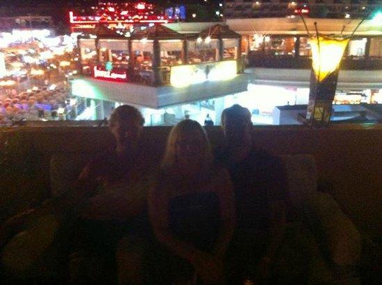 Camel Bar & Roof: Roof terrace