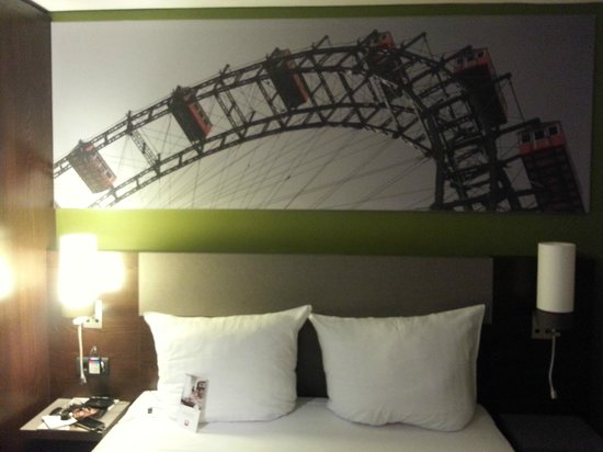 Leonardo Hotel Vienna: Bedroom