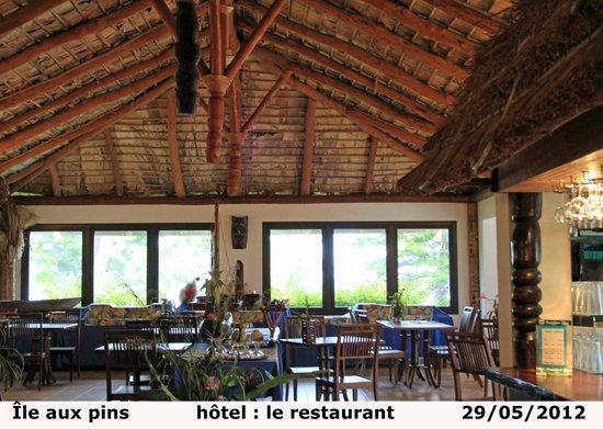Kodjeue Hotel Restaurant
