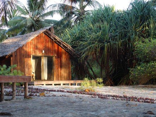 Cristal Resort: Eines der rund 20 Eco Bungalow