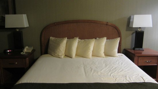 Surf and Sand Lodge: King Bed