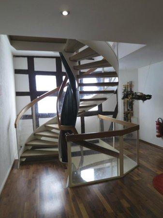 Goldener Engel: Stairwell