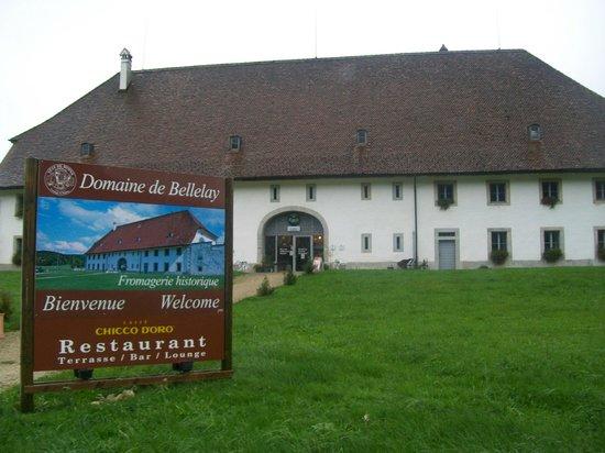 Domaine de Bellelay