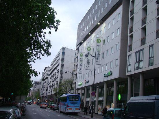 Campanile Paris 19 - La Villette: Hotel Campanile PARIS 19-La Villette