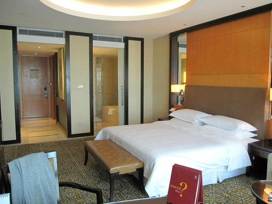 Sheraton Jinan Hotel: Room